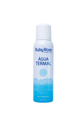 agua termal ruby rose sem fragrancia 150ml