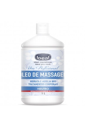 massagem oleo neutro 1l