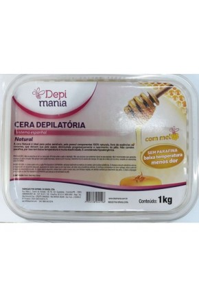 cera depilatoria natural 1kg
