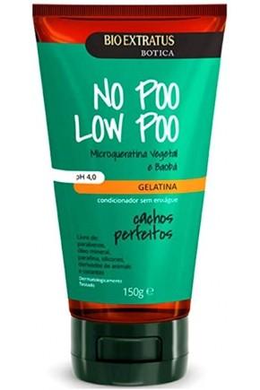 gelatina low poo