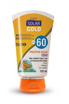 protetor solar gold kids fps 60