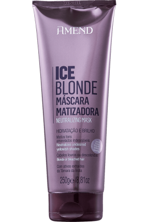 ice blonde mascara matizadora 250